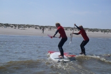 Stand Up Paddle les