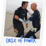 circle of power surfschool surfkaravaan