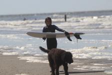 surfen ouddop surfschool surfkaravaan