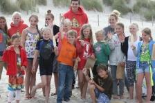 SurfKaravaan jeugdwedstrijd