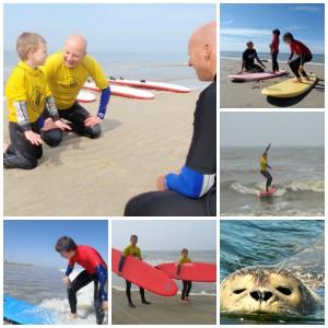 familie surfles surfschool surfkaravaan ouddorp
