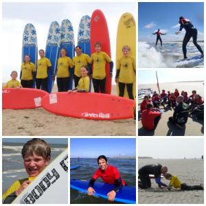 familiestranddag surfschool surfkaravaan ouddorp