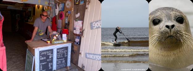 surfschool surfkaravaan stand Up Paddle