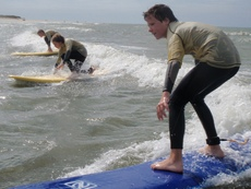 SurfKaravaan | Jeugdles