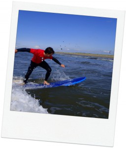 surfles regulier surfschool surfkaravaan ouddorp