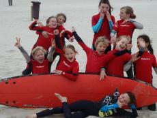 surf kinderfeestje