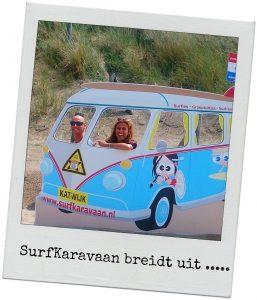 Surfschool SurfKaravaan Katwijk