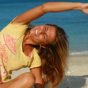 beach yoga Katwijk